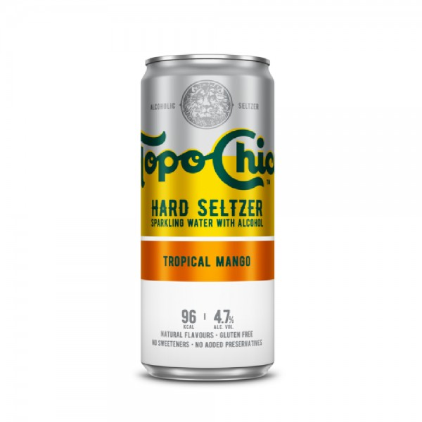 Topo Chico Tropical Mango