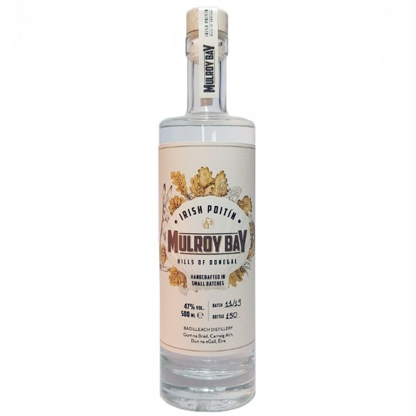 Mulroy Bay Irish Poitín
