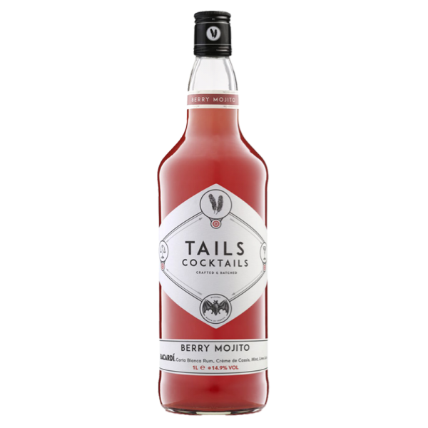 Tails Berry Mojito 100cl