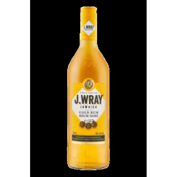 J Wray Gold Rum