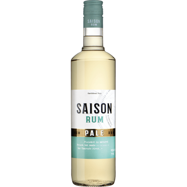 Saison Pale Rum