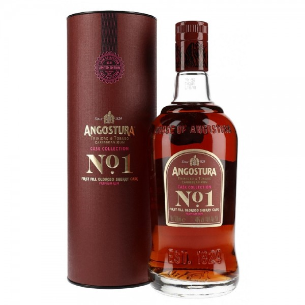 Angostura No. 1 Cask Collection