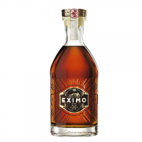 Bacardi Facundo Eximo 10 Year Old