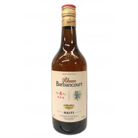 Barbancourt 3 Star 4 Year Old Rum
