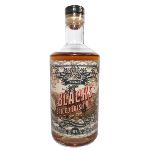 Blacks Spiced Irish Rum