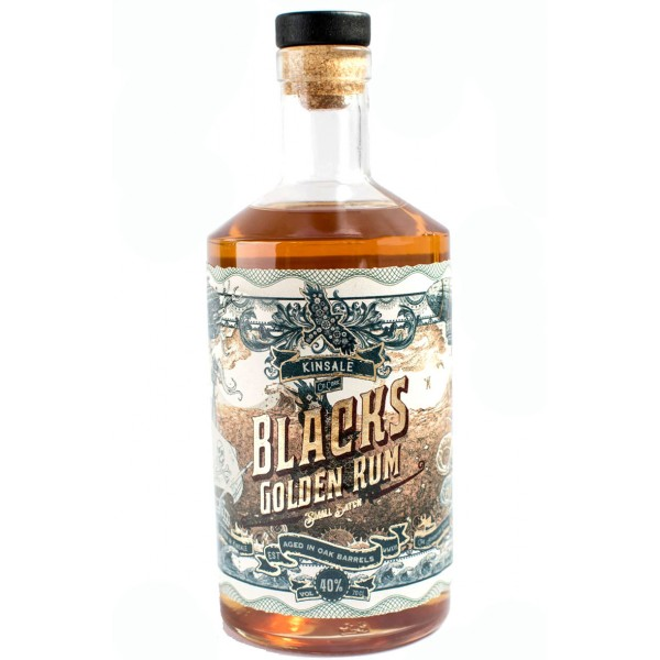 Blacks of Kinsale Golden Rum