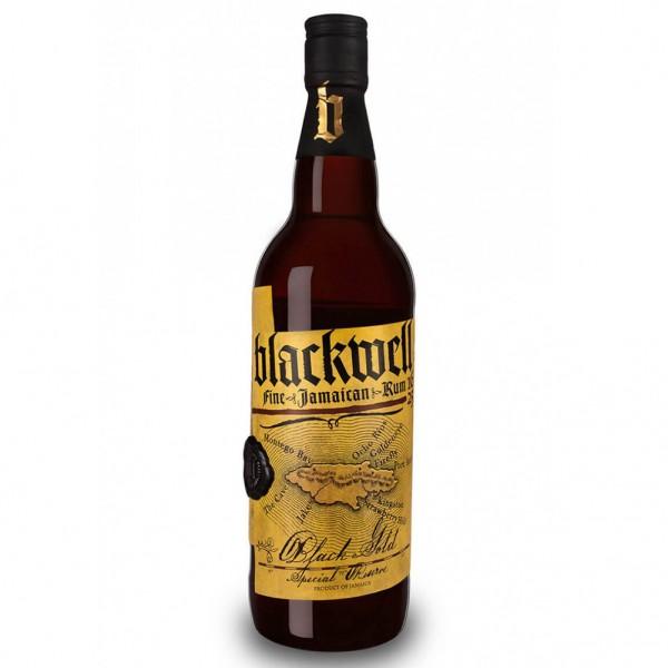 Blackwell Black Gold Jamaican Rum