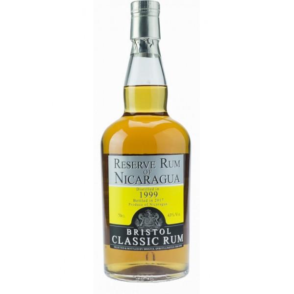 Bristol Nicaragua 1999 Rum