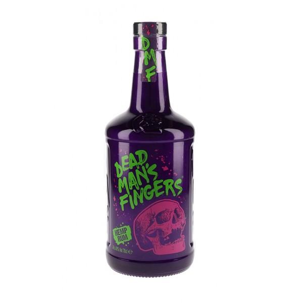 Dead Man's Fingers Hemp Rum with Free Cap