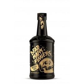 Dead Man's Fingers Spiced Rum with Free Cap