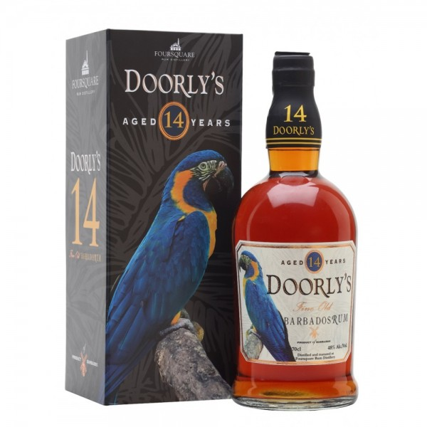 Doorly's 14 Year Old Barbados Rum