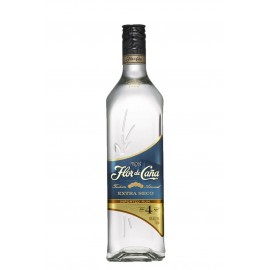 Flor De Cana Extra Dry 4 Year Old Rum 1 L