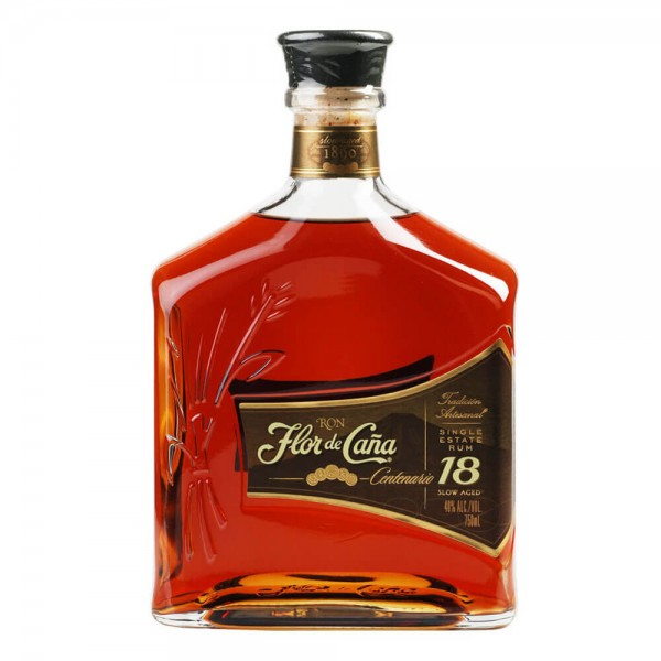 Flor de Cana 18 Year Old Centenario Gold