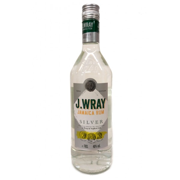 J Wray Silver Rum