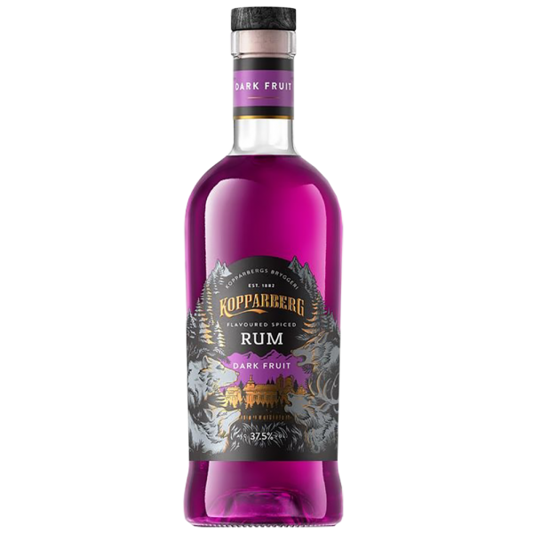 Kopparberg Dark Fruit Rum