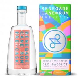 Renegade Pre cask Rum Old Bacolet
