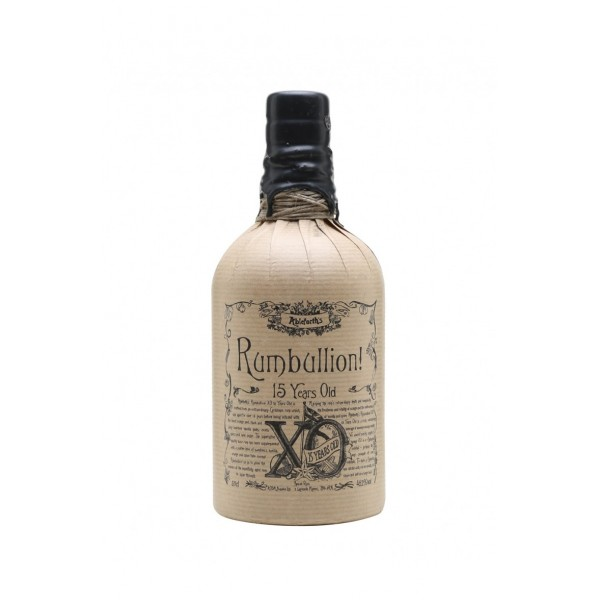 Rumbullion XO 15 Year Old Rum