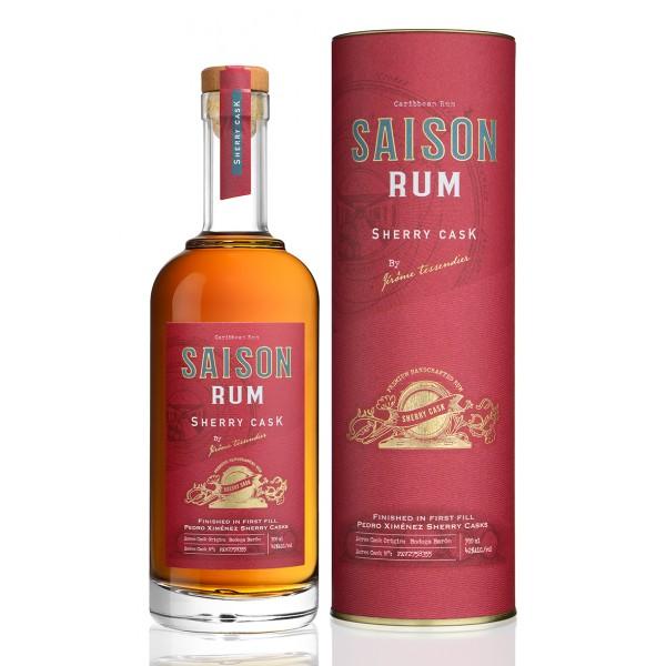 Saison Sherry Cask Rum