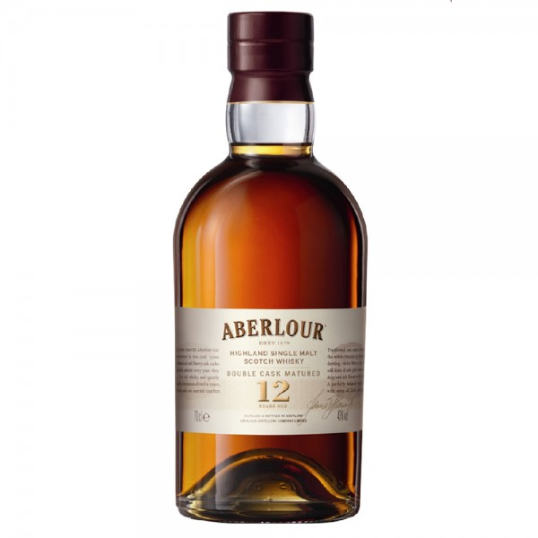 Aberlour 12 Year Old Double Cask