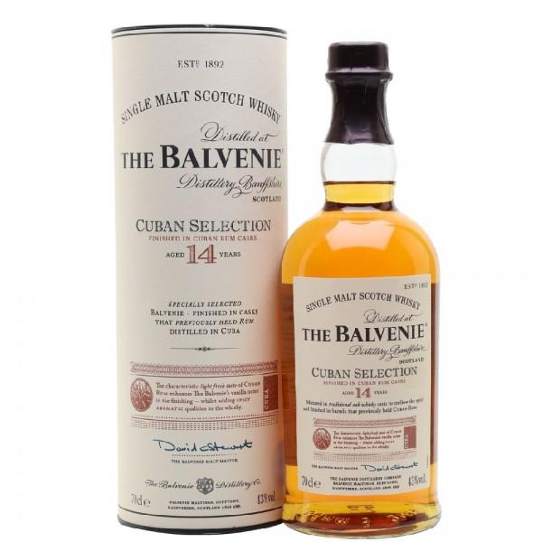 Balvenie 14 Years Old Cuban Rum Cask
