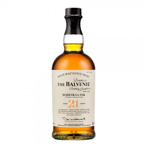 Balvenie 21 Year Old Madeira Cask Finish