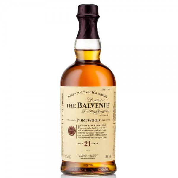Balvenie 21 Year Port Wood