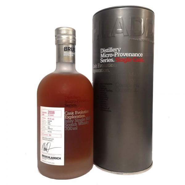Bruichladdich Celtic Whiskey Shop Single Cask 10 Year Old