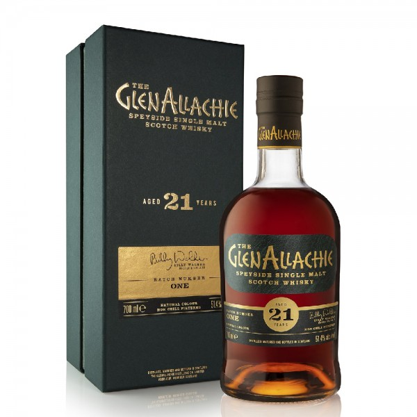 GlenAllachie 21 Year Old