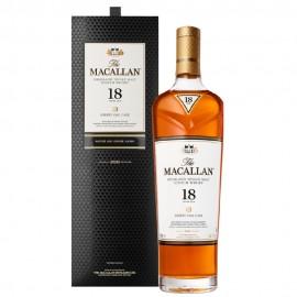 The Macallan 18 Year Old Sherry Oak