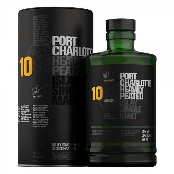 Port Charlotte 10 Year Old I Litre
