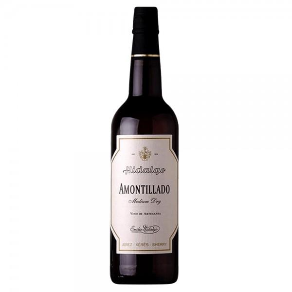 Emilio Hidalgo Amontillado Medium