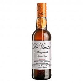 La Guita Manzanilla Half Bottle