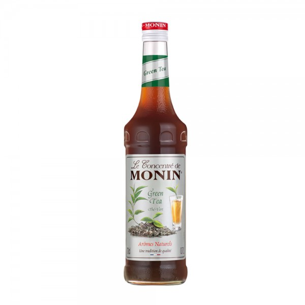 Monin Green Tea Syrup 70cl