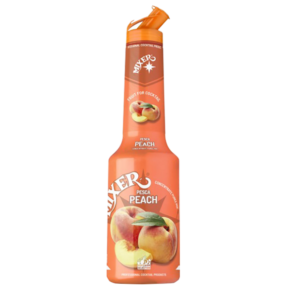 Mixer Peach Puree