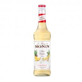 Monin Yellow Banana Syrup 70cl