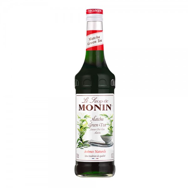 Monin Matcha Green Tea Syrup 70cl