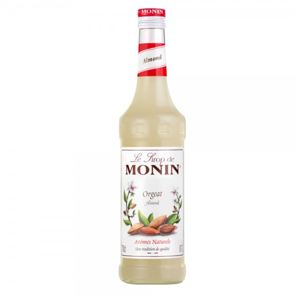 Monin Orgeat Almond Syrup 70cl