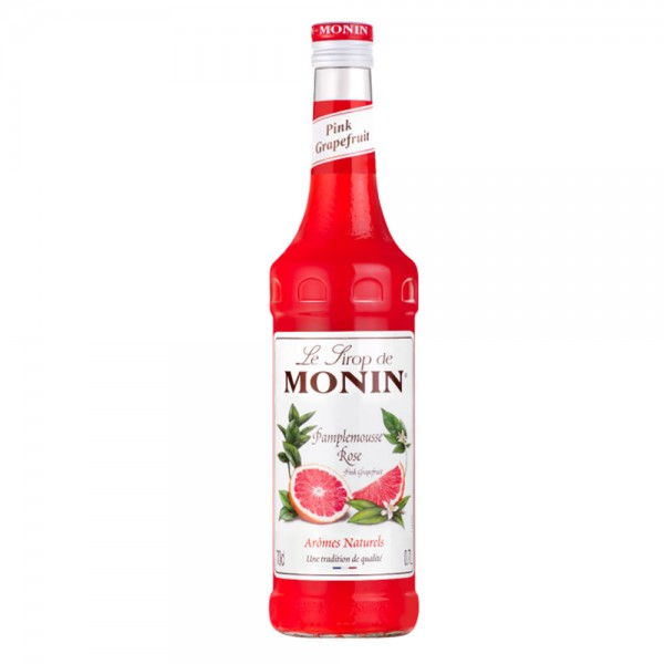 Monin Pink Grapefruit Syrup 70cl