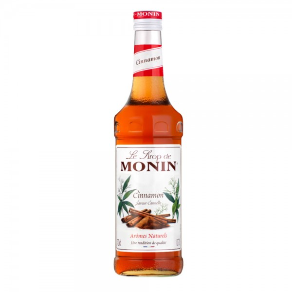 Monin Cinnamon Syrup 100cl