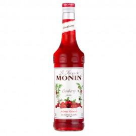 Monin Cranberry Syrup 70cl