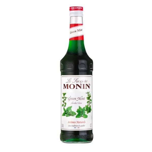 Monin Green Mint Syrup 100cl