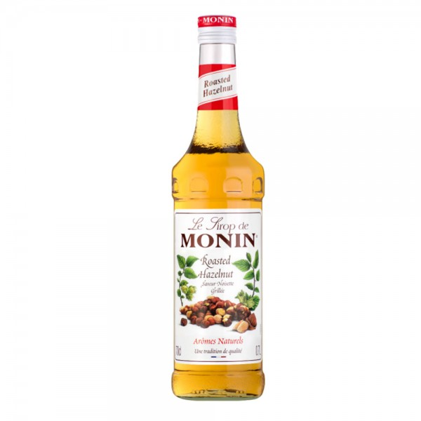 Monin Roasted Hazelnut Syrup 100cl