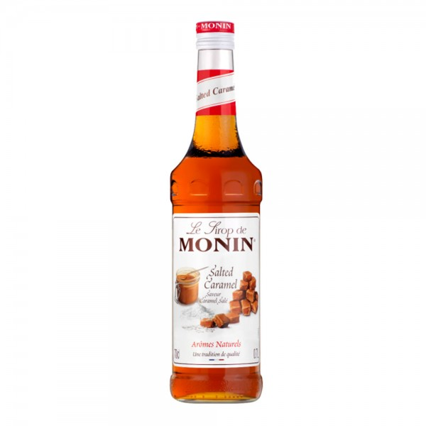 Monin Salted Caramel Syrup 100cl