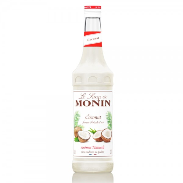 Monin Coconut Syrup 100cl