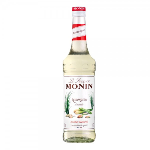 Monin Lemongrass Syrup 70cl