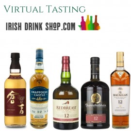 12 Year Old Whiskey Challenge Tasting Thursday 10th June in EU