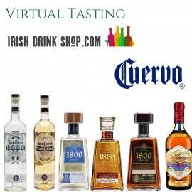 Jose Cuervo Tequila Tasting Pack 14th May EU Based Customers Including Delivery