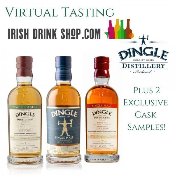 Dingle Whiskey Tasting Thursday 24th June in EU