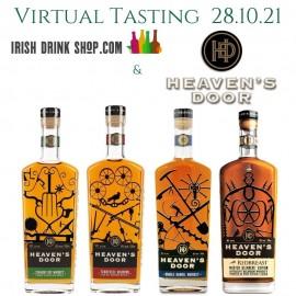 Heaven's Door Tasting Pack Inc Delivery Ireland 28th October