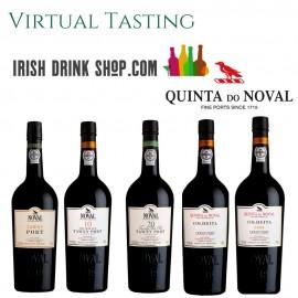 Quinta do Noval Tawny Port Tasting Pack 29th April Irish Customers Including Delivery